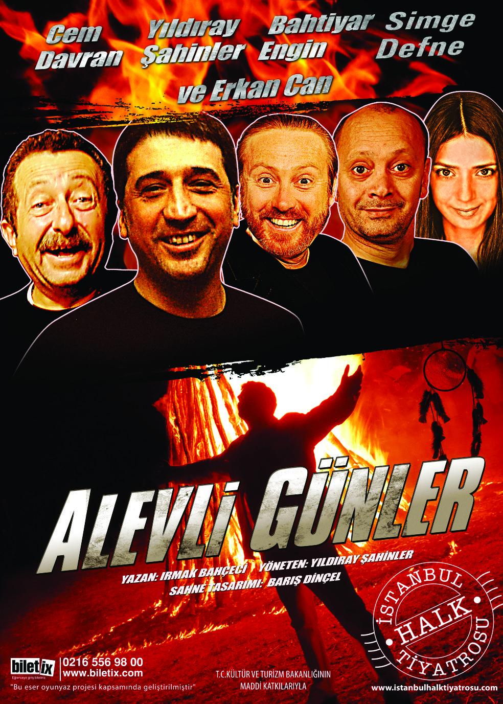 ALEVLİ GÜNLER