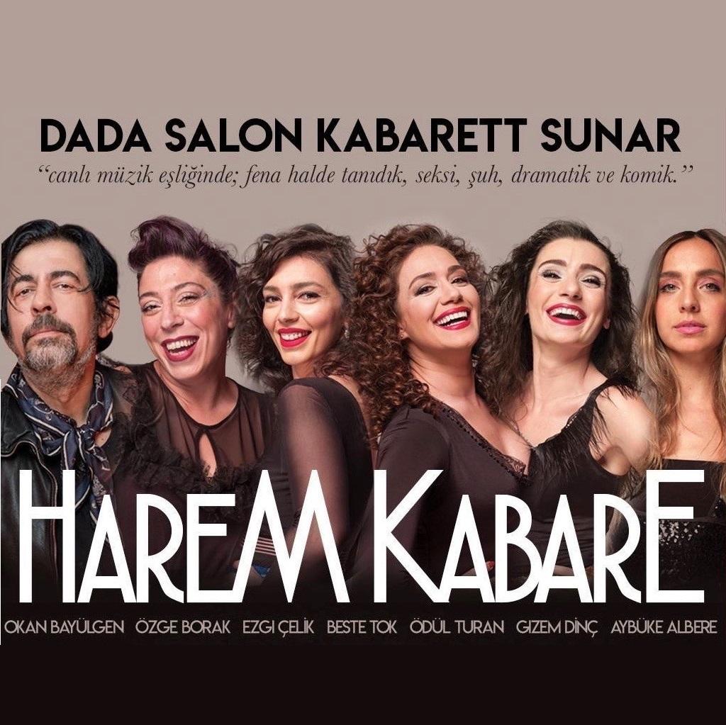 HAREM KABARE